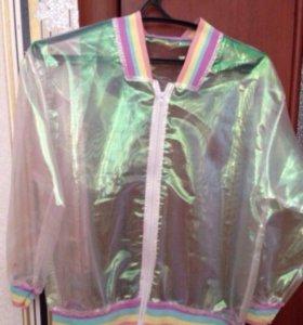 Новый Бомбер Куртка