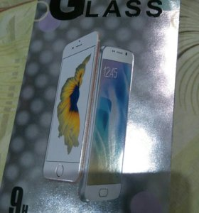 Защитное стекло для iPhone 4,5,6,7