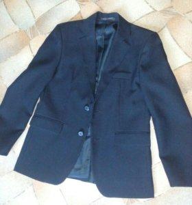 Пиджак для мальчика 7-9 лет