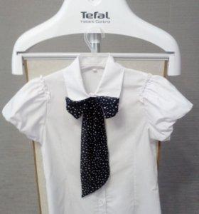 Школьная блузка для девочки.