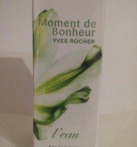 Yves Rocher L'eau «Момент Счастья», 50 мл