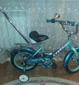 Велосипед стелс дельфин