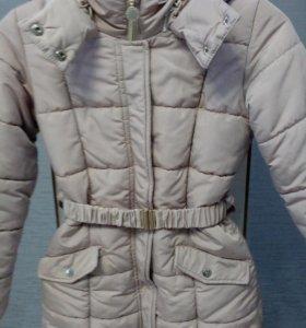 Куртка зимняя для девочки.