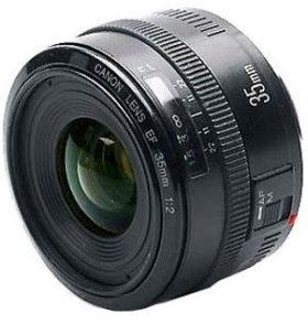 Объектив canon 35mm f 2.0