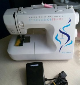 Электрическая швейная машинка Wellton