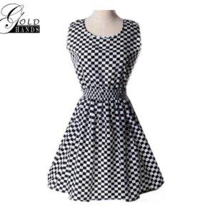 Платье-сарафан р.XL