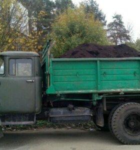 Навоз чернозем