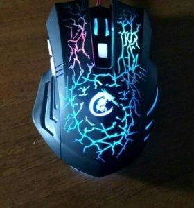 Мышка, игровая, классная!)