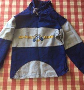 свитер флисовый