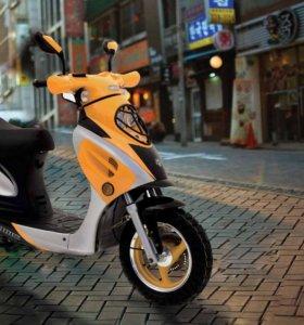 Cкутер Irbis Z50R