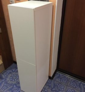 Шкаф пенал IKEA Besta