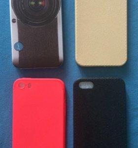 Новые чехлы на iPhone 5, 5s