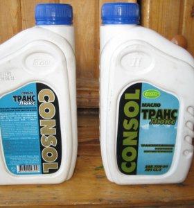 Масло трансмиссионное – SAE75W-90 – 2 литра