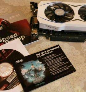 Видеокарта Asus 950 GTX (2 гб, directx 12)