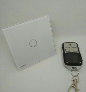 Сенсорные выключатели с ПДУ livolo