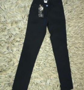 Школьные брюки для девочек новые