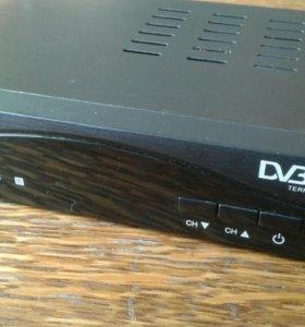 Цифровой TV приемник + антена