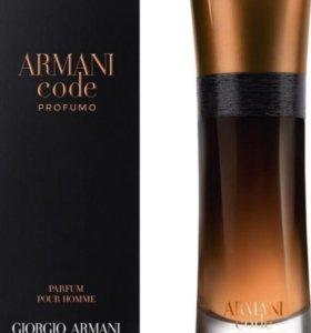 Giorgio Armani Code Profumo 110ml 100% оригинал