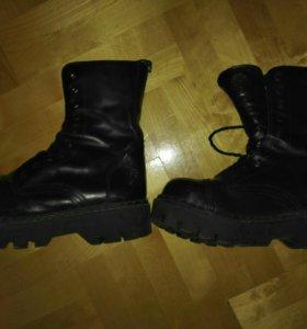 Зимние ботинки Grinders
