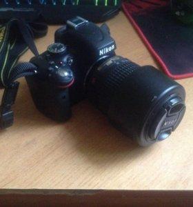 Зеркалка Nikon D5100