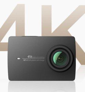 Экшн камера Xiaomi Yi 4K