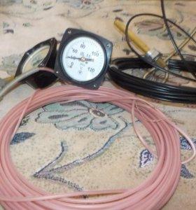 термометры ТКП-60/3М-2 с капиллярн. трубками 8 шт.