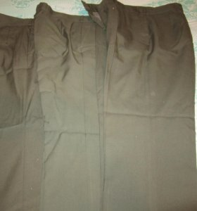 брюки военные