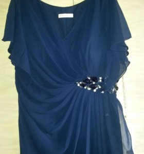 . Новое вечернее платье р.54-56