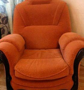 Большое кресло
