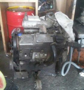 Двигатель 8клапанный передний привод инжектор