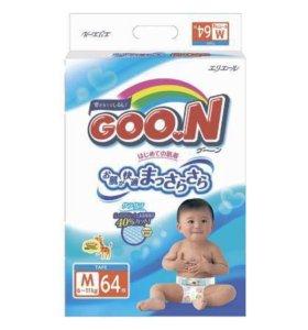 Подгузники Goon M 64
