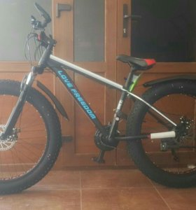 Велосипед Fatbike новый