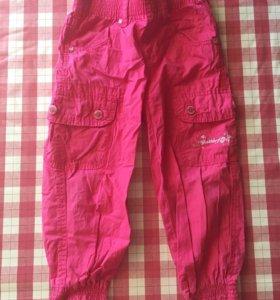 брюки розовые из Германии р 98