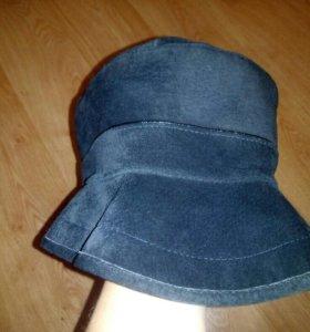 Шляпа осенняя,