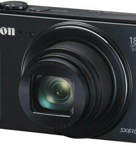 Фотоаппарат Canon pssx610hs