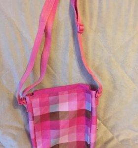 Рюкзак, сумочка и зонтик winks