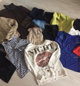 Пакет одежды 42 размер (15 вещей )