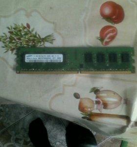 Оперативная память 2 gb
