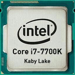 i7 7700k 4.2-5Ггц скальпированый