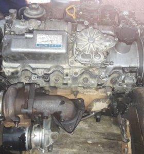 Мотор Турбодизель на Toyota 2-ct 2-ст. Т9622243738