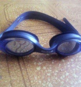 Проф. очки для плаванья.