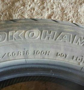 YOKOHAMA R18 225/60