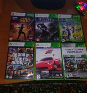 Продам Игры для Xbox 360 ‼️смотрите описание ‼️