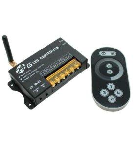 Светодиодный Радио контроллер 2.4G