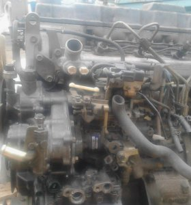 Двигатель 4м40