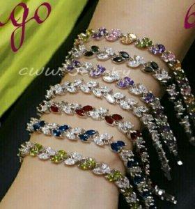 Безупречно красивые браслеты 925