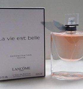 Тестер Lancome - La Vie Est Belle 75 ml парфюм