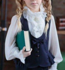 Duwali школьные брюки и блузка
