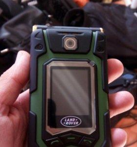 Телефон раскладушка Land rover