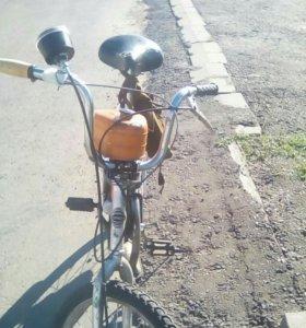 Маторный велосипед( дырчик)